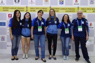 El equipo olímpico femenino de ajedrez participará en el Grand Prix de Brasil
