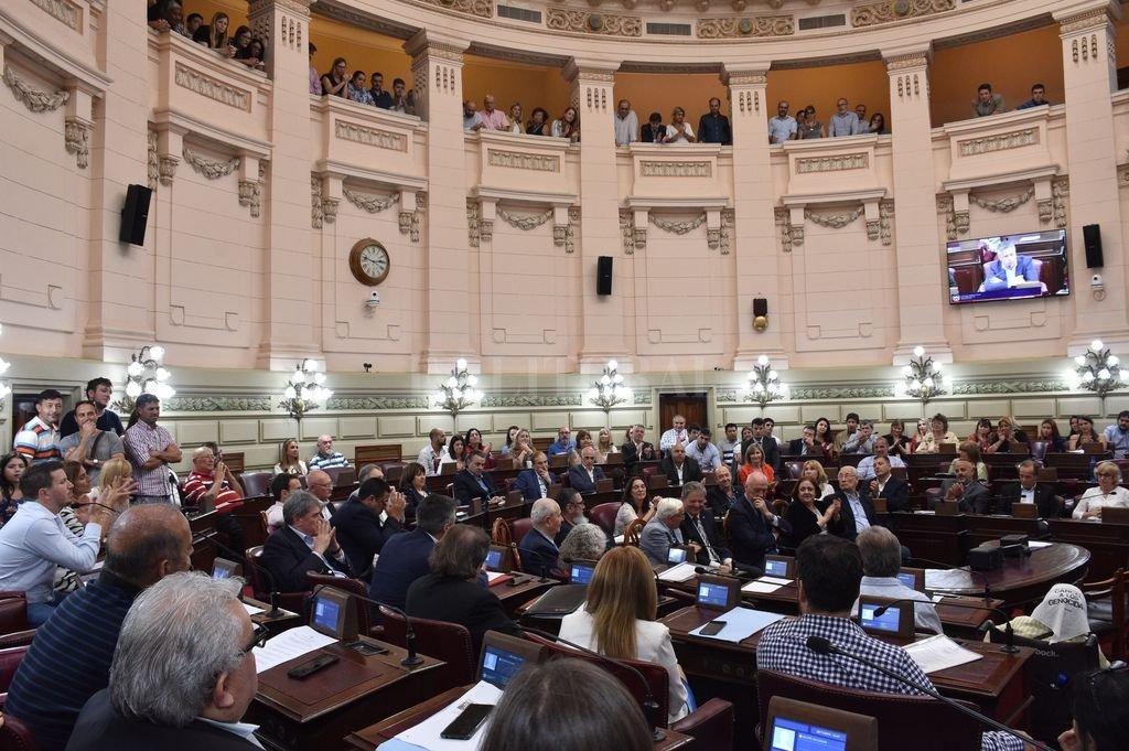 Cámara de Diputados <strong>Foto:</strong> Archivo El Litoral