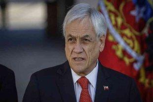 Piñera presenta su defensa ante la acusación constitucional por violaciones a los DDHH