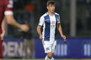 Talleres anunció la venta de Andrés Cubas al fútbol francés