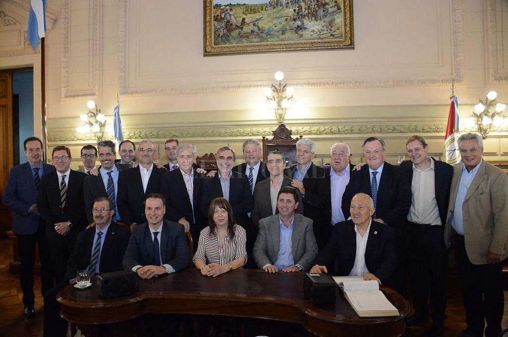 <strong>Foto:</strong> Gentileza Cámara de Senadores.