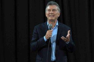 Macri visita Santa Fe por última vez en su gestión