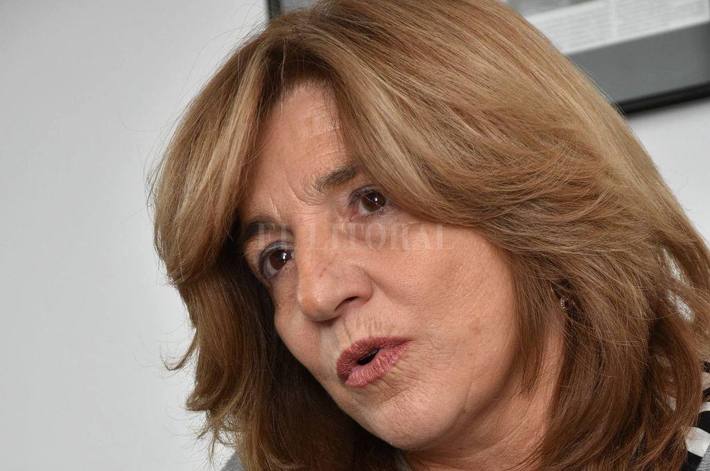 Silvina Frana.  <strong>Foto:</strong> Archivo El Litoral