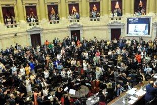En vivo: Juran los nuevos diputados nacionales