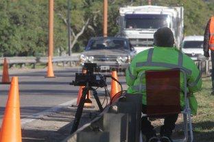 Se promulgó la ley que baja multas viales -