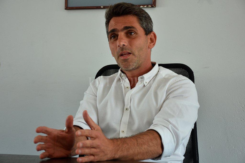 Juan J. Saleme será finalmente concejal de la ciudad, dentro del bloque PJ. <strong>Foto:</strong> Archivo.