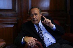 Adolfo Rodríguez Saá se suma al bloque del Frente de Todos en el Senado