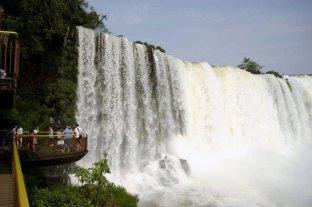 El lado brasileño de las Cataratas ahora es privado