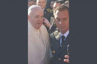 El Papa recibió a 55 egresados de la policía de Entre Ríos