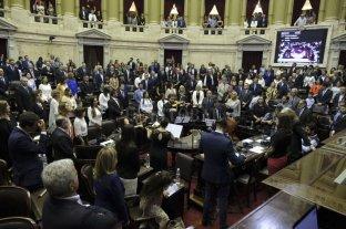 Diputados, sin mujeres: todos los bloques serán presididos por varones