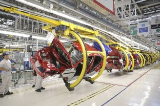 La fabricación de autos cayó 32,5% en 2019