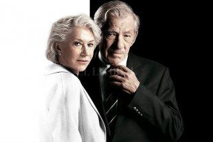 Estafadores, héroes y perturbados - Roy Courtnay (McKellen) ha hecho su carrera estafando gente, pero se llevará una sorpresa cuando conozca a la viuda Betty McLeish (Mirren). -