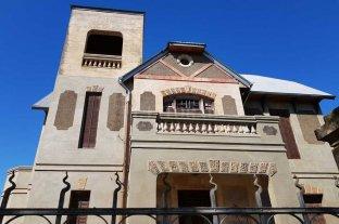 Los secretos de la masonería en Zenón Pereyra - La Casa de Francisco Zurbriggen, donde mejor se puede apreciar la simbologia masón