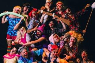 Teatro para el fin de semana - Los talleres de clown que brinda Francisco Dalmasso se dan cita en la Sala Marechal del Teatro Municipal para presentar sus espectáculos. -