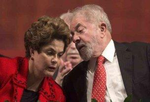 Lula da Silva y Rousseff, absueltos por un supuesto desvío de dinero público hacia su partido