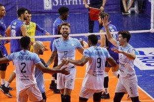 El actual campeón Bolívar visita a Obras de San Juan por la sexta fecha de la Liga de Voleibol