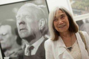 Polémica por el museo de Borges que anunció Fernández: dicen que ya existe y que los libros son robados