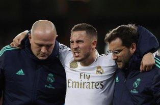 Marcelo y Hazard serán bajas del Madrid en el clásico con Barcelona