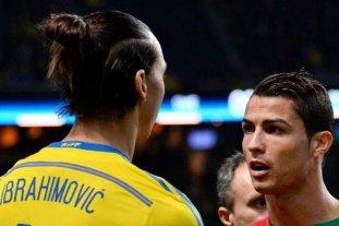 "Zlatan Ibrahímovic vs Cristiano: ""El verdadero Ronaldo es el brasileño"""