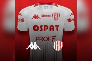 Unión presentó una nueva camiseta alternativa