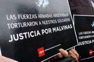 Torturas en Malvinas: declararon los primeros dos militares acusados -  -