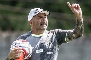 Sampaoli recibió un ultimátum de Palmeiras