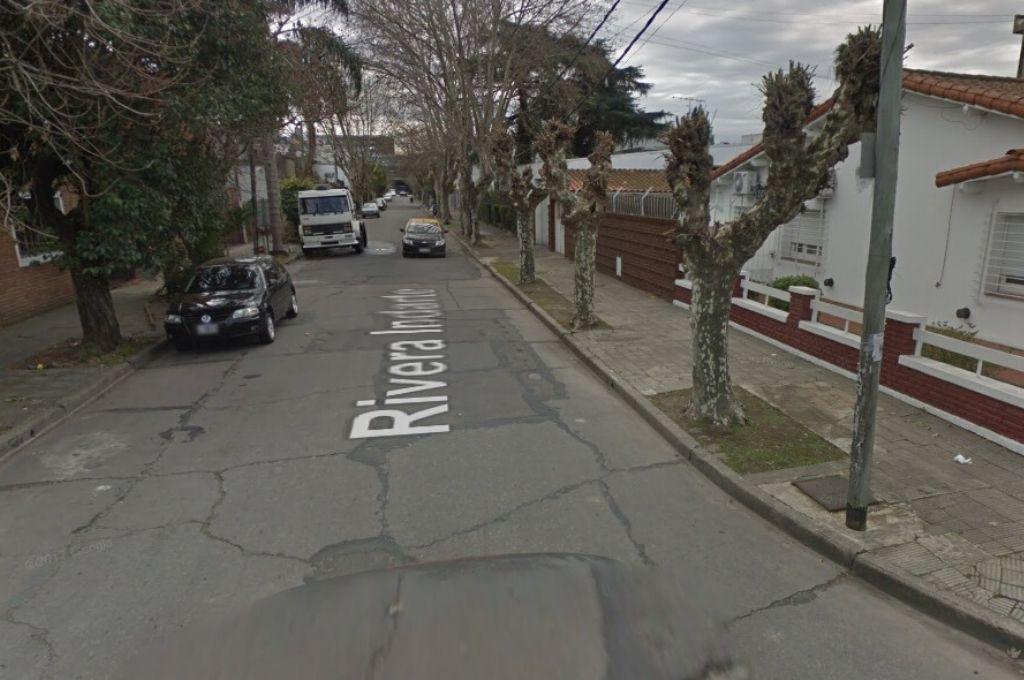 Allí habría sido encontrado el cuerpo del joven. <strong>Foto:</strong> Google Maps