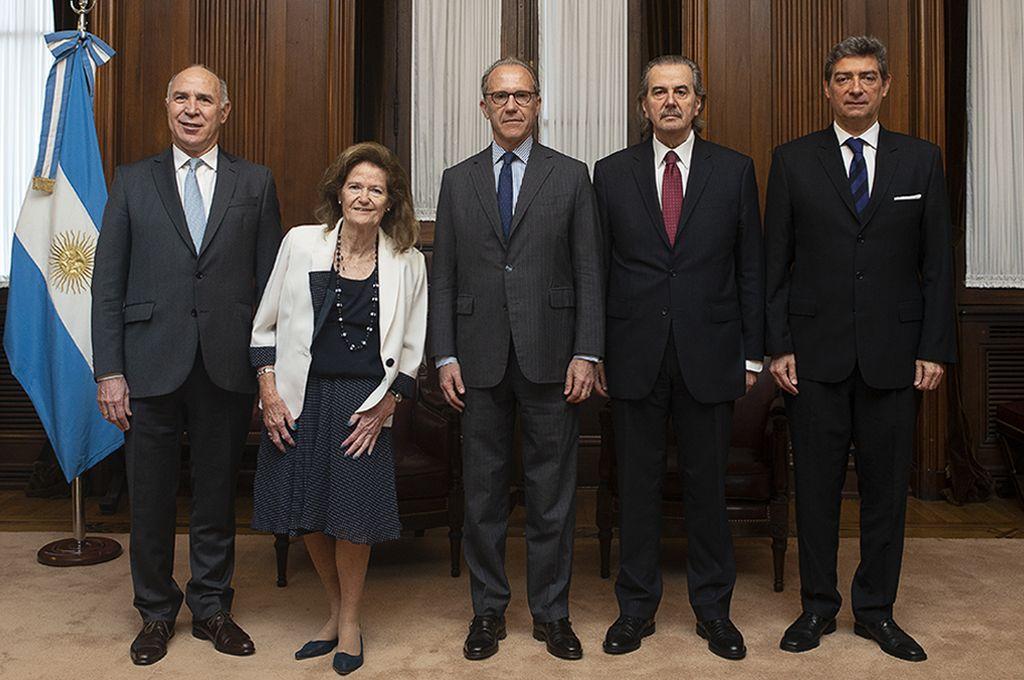<strong>Foto:</strong> Corte Suprema de Justicia de la Nación