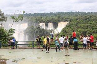 Las Cataratas del Iguazú alcanzaron un récord anual de visitas