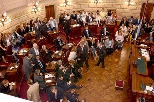 Los senadores aún negocian las comisiones que ya votaron