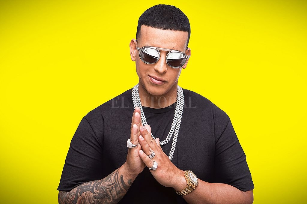 Daddy Yankee. <strong>Foto:</strong> Captura digital