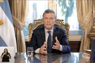 """Macri: """"no tengo ninguna intención de poner trabas a propuestas sensatas y transparentes"""""""