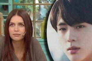Acusan a Zaira Nara de racista tras sus dichos contra un BTS
