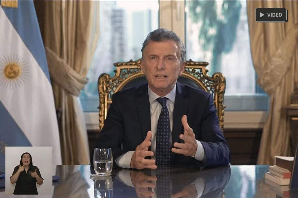 """Macri: """"No tengo ninguna intención de poner trabas a propuestas sensatas y transparentes"""" -  -"""