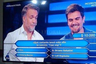 Gabriel Batistuta y su hijo fueron a la tele y les llovieron los piropos en Twitter