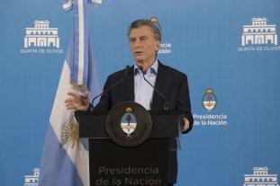 """Macri creó el """"FISU"""", un fondo para la integración de las villas -  -"""