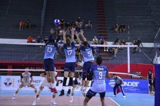 Bolívar Voley continúa su marcha triunfal en la Liga de Vóleibol Argentina