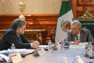"""López Obrador quiere """"cooperar"""" con EE.UU, pero rechaza """"intervención"""""""