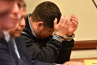 """En un """"juicio histórico"""" condenaron  al asesino de Marianela Brondino  -"""