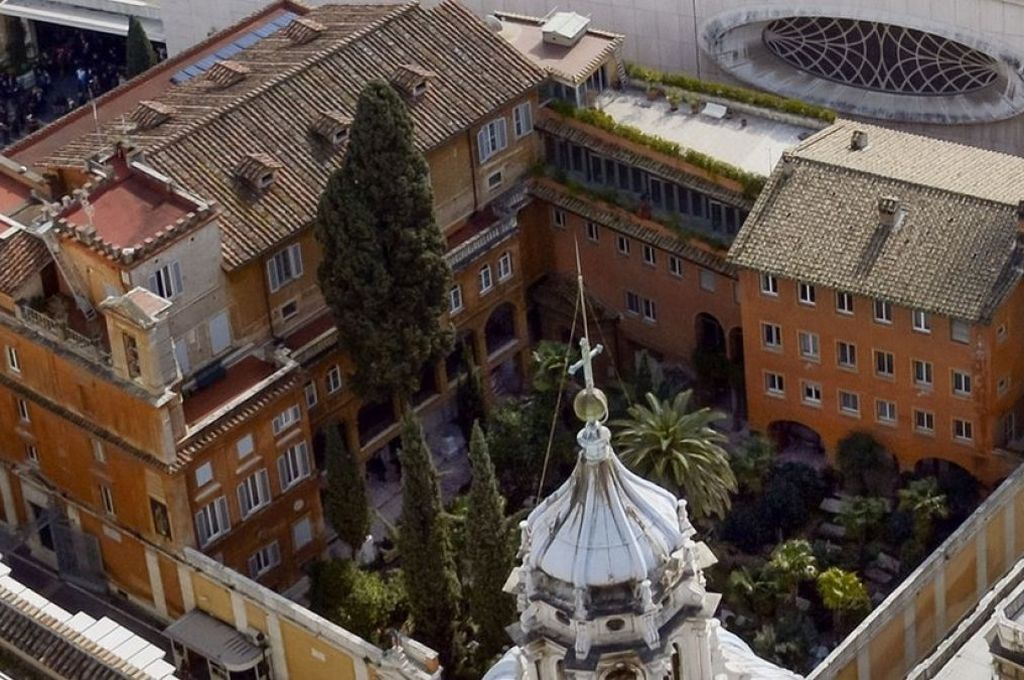 Cementerio del Vaticano <strong>Foto:</strong> Gentileza