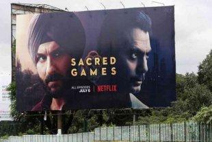 Netflix invertirá 400 millones de dólares en contenido en India