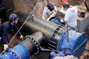 Reconquista comenzará a recibir agua potable desde la planta del nuevo acueducto -  -