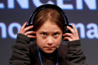 """Greta Thunberg: """"Necesitamos que la gente al poder haga algo"""""""