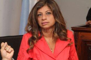 Solano es la nueva presidenta del Concejo de Santo Tomé - Gabriela Solano. -
