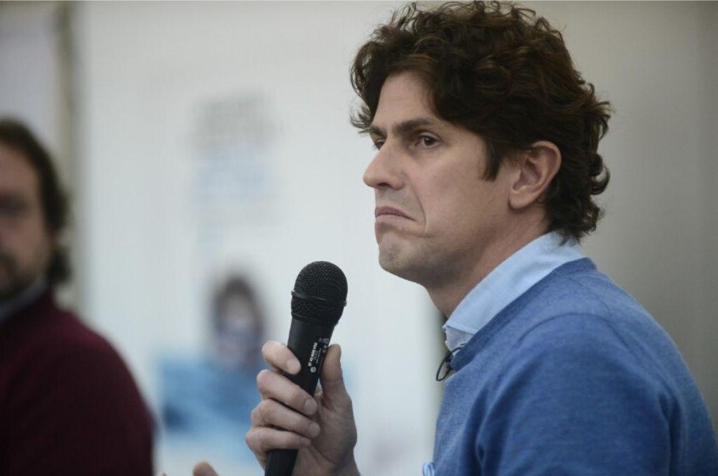 Martín Lousteau, Senador Nacional por CABA.    Crédito: Gentileza