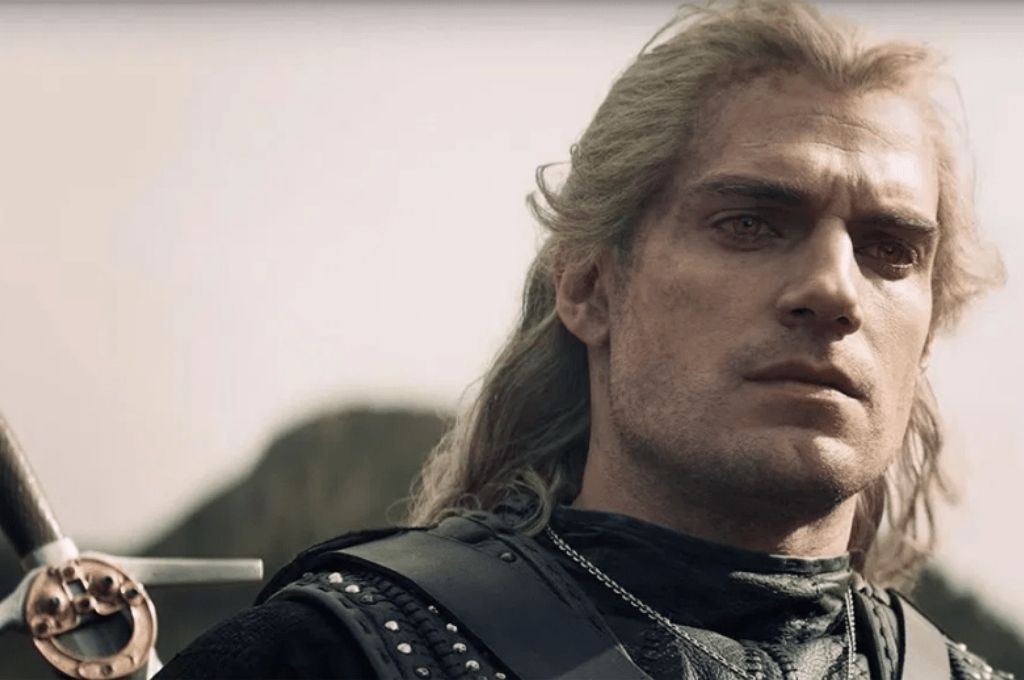Henry Cavill como Geralt De Rivia.     <strong>Foto:</strong> Gentileza