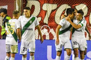 Banfield le ganó a Independiente y toma distancia del descenso -  -