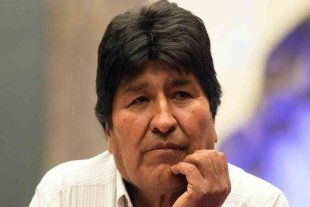 Evo Morales viajó a Cuba para realizar una consulta médica