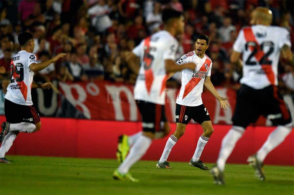 River se juega la posibilidad de quedar como uno de los líderes del torneo <strong>Foto:</strong> Prensa River Plate
