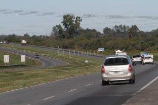 Falleció una motociclista en la autopista Santa Fe - Rosario - Imagen ilustrativa
